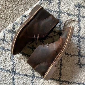 NWOT Men's Clark size 8.5 W shoes